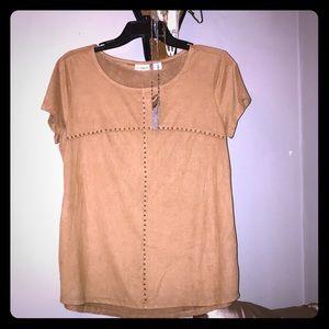 women's velvet shirt